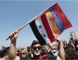 Hələbdən Qubadlıya: Suriyada erməni fəaliyyəti